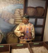 人物雕塑-含山县博物馆雕