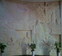 含山县博物馆雕塑工程案
