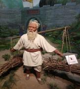 人物场景雕塑—含山县博
