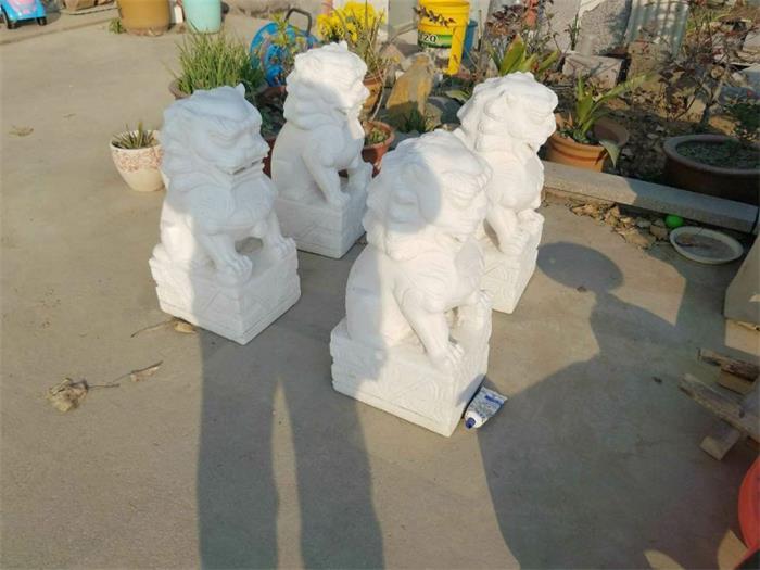 石狮-雕塑作品
