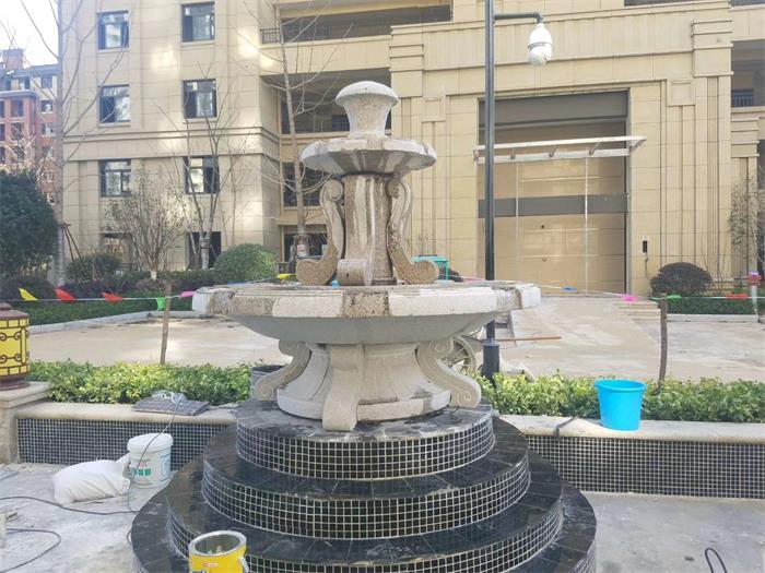 喷泉-石雕案例
