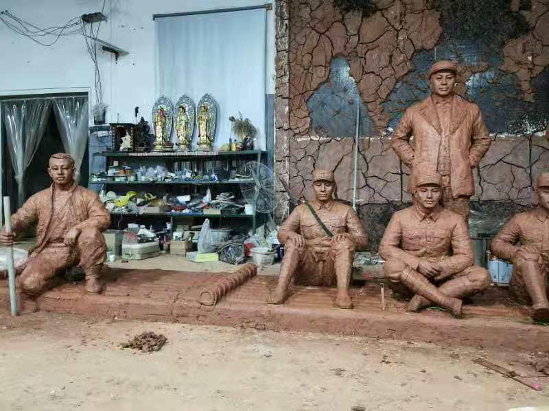 合肥雕塑泥稿