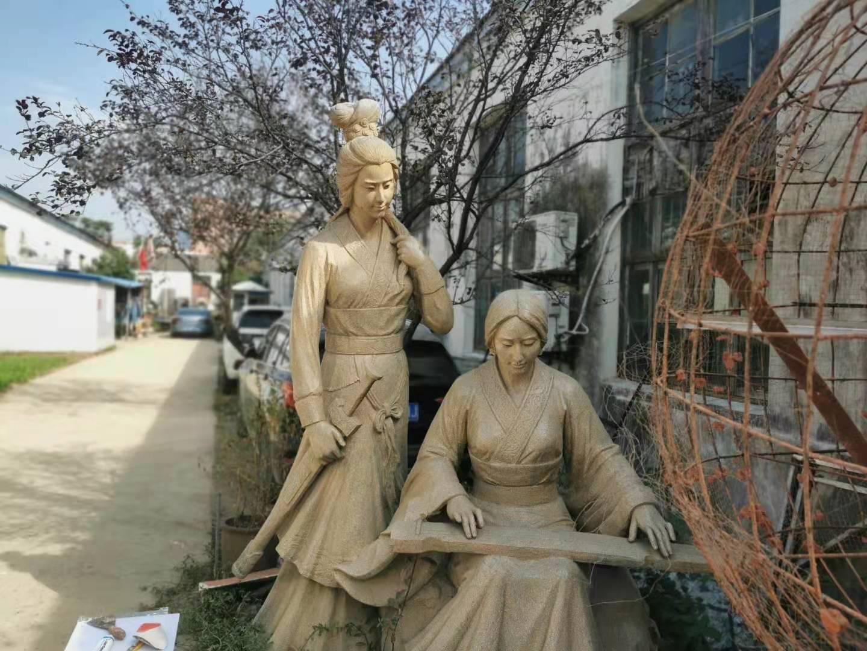 合肥雕塑厂设计制作圆雕